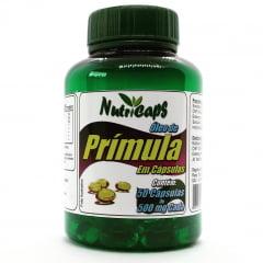 Óleo de Prímula 500mg - 50 Cápsulas